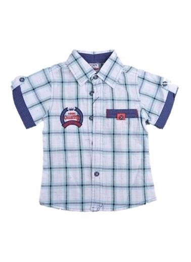 Cns Cns 549-Erkek 5/8 Yaş Fileto Cepli Gömlek 48801 Erkek Çocuk Giyim Sarı